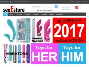 sexEstore website