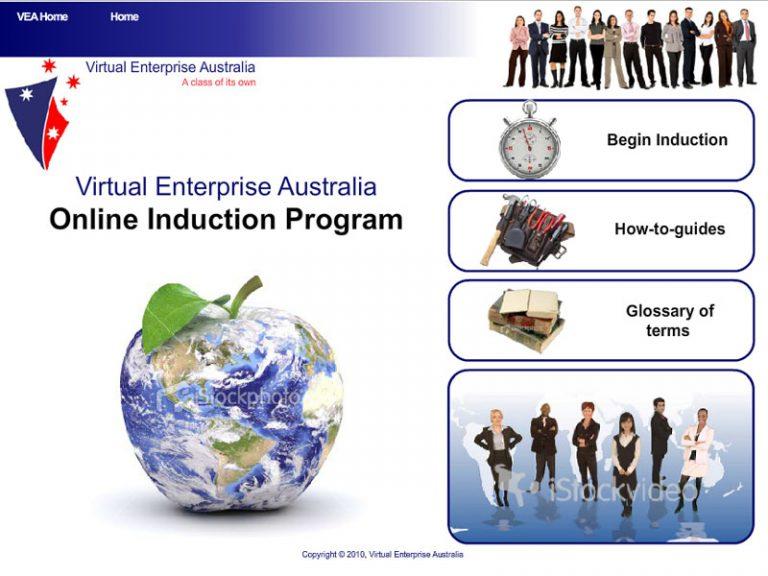 VEA Enterprise Australia - Online Induction eLearning